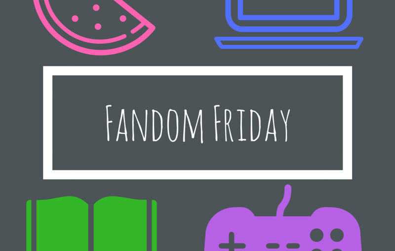 Fandom Friday – My 5th Nerdaversary