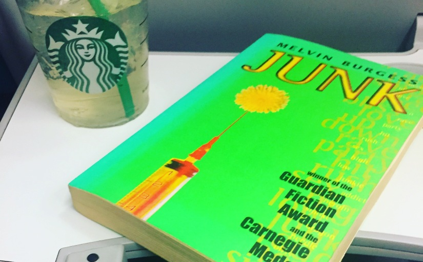 Review Wednesday – Book Review:Junk
