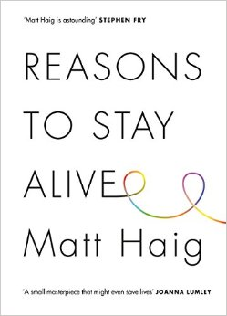 Review Wednesday | Book Review – Reasons to Stay Alive
