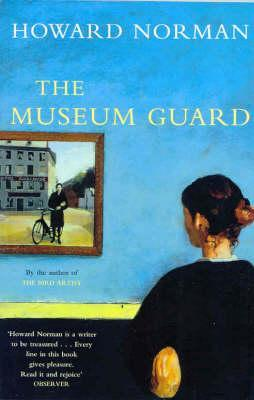 Review Wednesday | Book Review – The Museum Guard