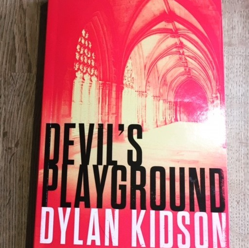 Review Wednesday | Book Review – Devil's Playground